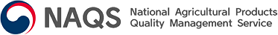 National Agricultural Products Quality Management Service Logo